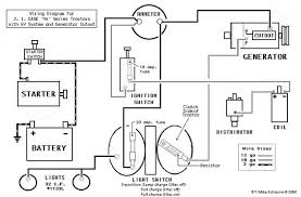 vac wiring diagram and generator yesterday s tractors here s one