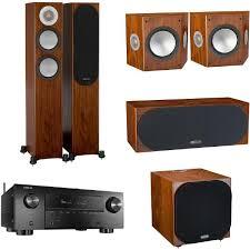 <b>Комплект домашнего кинотеатра Monitor</b> Audio Silver N2 + Denon ...