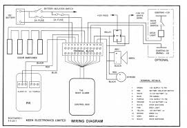 security alarm wiring diagram   alarm system wiring for the main panelboat alarm installation