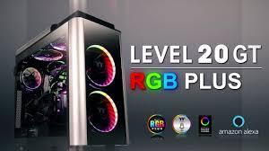 <b>Thermaltake Level 20</b> GT <b>RGB</b> Plus Edition Full Tower Chassis ...