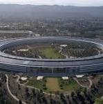 Here's What Some Employees Told 911 After Walking into Apple Park's Glass Walls