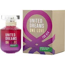 <b>Benetton United Dreams One</b> Love Perfume for Women by Benetton ...