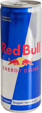 Купить <b>напиток энергетический Red Bull</b> жестяная банка 0.25 л ...