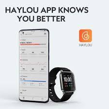 <b>HAYLOU</b> LS02 <b>SmartWatch</b>-Fitness Tracker with <b>Haylou</b> App ...