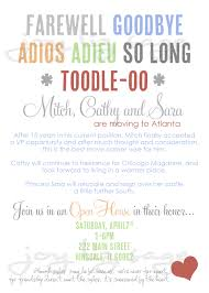 farewell invitation templates com farewell invitations templates baby shower label templates