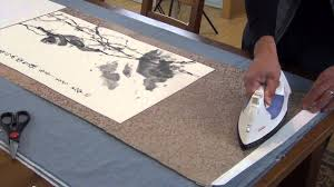 Lesson 49 How to Make a Chinese <b>Silk Scroll</b> (Part 3-2) - YouTube