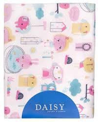 Купить Многоразовые <b>пеленки Daisy фланель</b> 75x120 девочки по ...