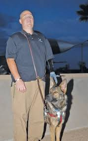 Retired wounded warrior receives <b>four</b>-<b>legged</b> friend > <b>Air Force</b> ...