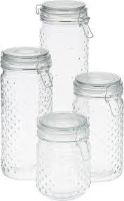 <b>Набор банок для сыпучих</b> продуктов Mayer & Boch, 27022 ...