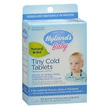 Hyland's Baby <b>Baby Tiny Cold</b> Tablets | Walgreens