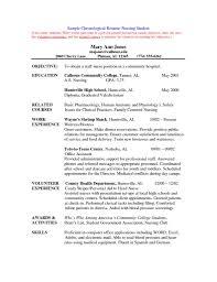 nursing student resume sample by sburnet2 with sample nursing student nursing student resume samples