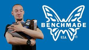 Первый <b>нож бабочка</b>-<b>балисонг</b>? Всё о компании Benchmade ...
