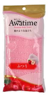 <b>Мочалка для тела средней</b> жесткости Awa Time Body Towel ...