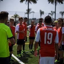 soccer com guide puma cazorla surprise young stars his favorite arsenal moment his goal against hull in the 2014 fa cup final his advice always have fun and his proudest accomplishment representing