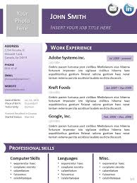 templates for openoffice resume  seangarrette cotemplates for openoffice resume