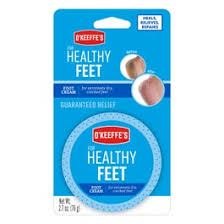 O'Keeffes <b>Foot</b> Cream, <b>for Healthy Feet</b>, 2.7 oz (76 g) | Rite Aid