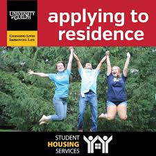 how to apply university of guelph student housing services our viewbook applying to residence