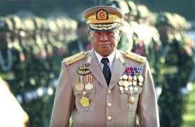 Image result for burmese military junta
