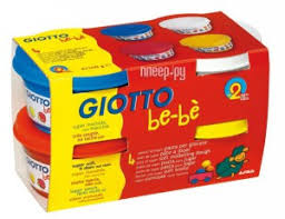 <b>Набор для лепки Giotto</b> Be-Be Super Modelling Dough Паста для ...