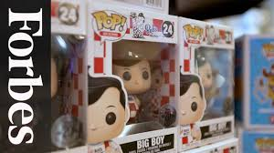 How Funko Makes Its <b>Pop</b>! <b>Figures</b> | Forbes - YouTube