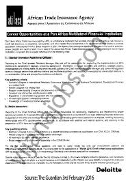 senior investor relations officer senior accountant tayoa job description