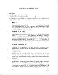 personal loan repayment letter sample koikoikoi personal loan repayment agreement business agreement sample letter
