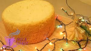 Воздушный бисквит в кастрюле БЕЗ духовки Новогодний рецепт ...