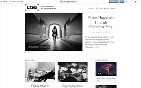 about photographer and multimedia journalist hugo passarello luna unexpected photo essay on cortazar featured in new york times lens blog