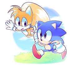 نتیجه تصویری برای sonic and tails