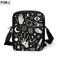 <b>FORUDESIGNS</b> Unique <b>Magic</b> Circle Shoulder Bag for Women Kid ...