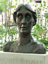 the color imagery in the lighthouse by virginia woolf writework english bust of virginia woolf tavistock square london by stephen tomlin