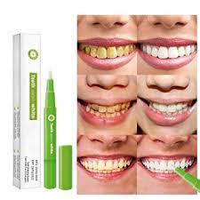 ROMANTIC BEAR <b>Teeth Whitening Pen</b> Cleaning <b>Serum</b> Remove ...