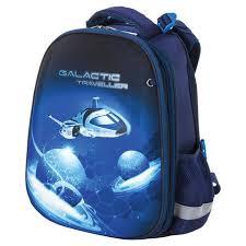 Ранец <b>Юнландия Extra</b>, Galactic traveller, 38x29x18 см, арт. 228801