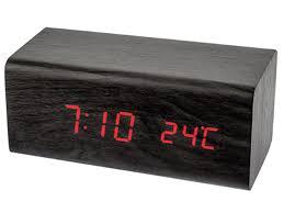 <b>Часы Perfeo Block</b> PF S718T Black PF A4396 - Чижик