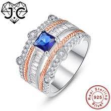 925 Silver <b>Rectangle</b> Ring reviews – Online shopping and reviews ...