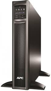 <b>ИБП APC Smart</b>-<b>UPS</b> X <b>SMX750I</b> 600Вт 750ВА (черный)
