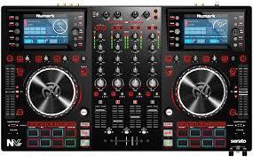 <b>Numark</b> NV II – 4-дековый диджейский <b>контроллер</b> для Serato <b>DJ</b> ...