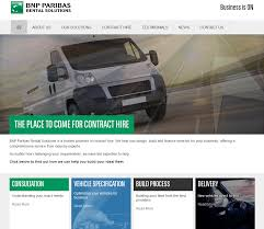 website design in swadlincote bnp paribas website design