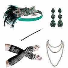 Charleston <b>Vintage 1920s</b> The <b>Great</b> Gatsby <b>Flapper</b> Headband ...
