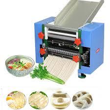 220V Electric <b>Noodles</b> Dumpling Wonton <b>Maker Automatic</b> Stainless ...