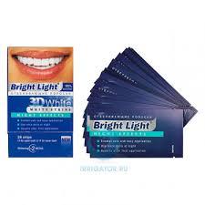 <b>Полоски</b> Bright Light 3d White <b>Night</b> Effects <b>отбеливающие</b> купить ...
