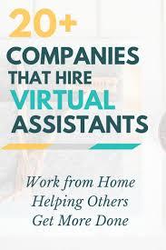 17 best ideas about virtual assistant virtual 20 virtual assistant jobs
