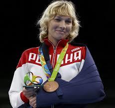 Поздравляем с Олимпийской бронзовой медалью , Заслуженного мастера спорта России Анастасию Белякову, воспитанницу СДЮСШОР №5 г. Златоуста