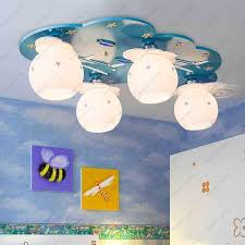 cute cartoon plane kids room ceiling lights creative children bedroom ceiling lamp baby room ceiling lamps baby room lighting ceiling