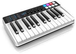 <b>IK MULTIMEDIA iRig</b> Keys I/O 25 <b>MIDI клавиатура</b> / Аудиоинтерфейс