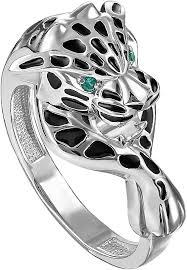 Серебряное <b>кольцо Kabarovsky 11-134-7902</b> с фианитами ...