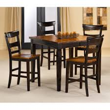 tall dining chairs counter: tall square dining table rectangle black counter height kitchen