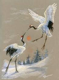 Dancing <b>Cranes</b> by pallanoph on deviantART ~ artist April ...