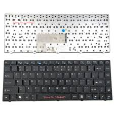 New US <b>laptop keyboard for MSI</b> EX465 FX400 GE40 2OC GE40 ...