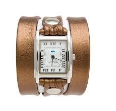 Купить <b>часы La Mer</b> Collections LMMTW1000 Simple Bronze Silver ...